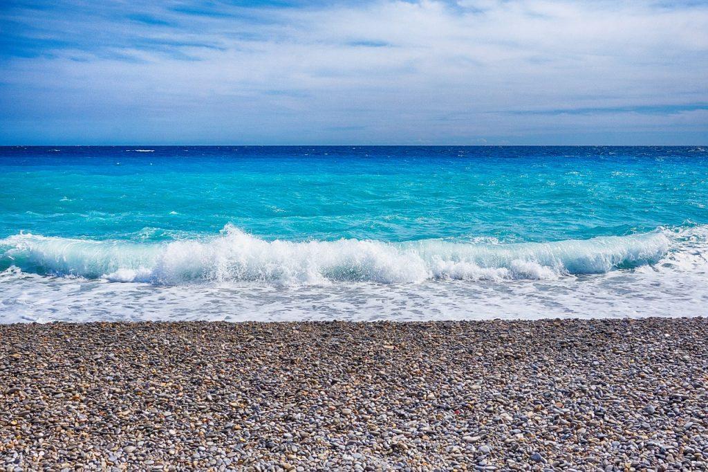 Campingreise an die Côte d'Azur